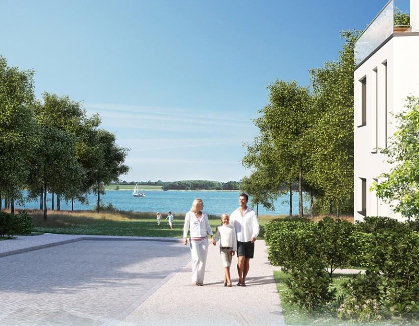 600 neue Häuser und Wohnungen am Wasser! – Print
