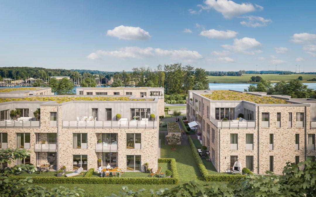 Logenplatz für Wohnen und Urlaub am Fjord – Immobilien an Nord- und Ostsee 19.09.2021